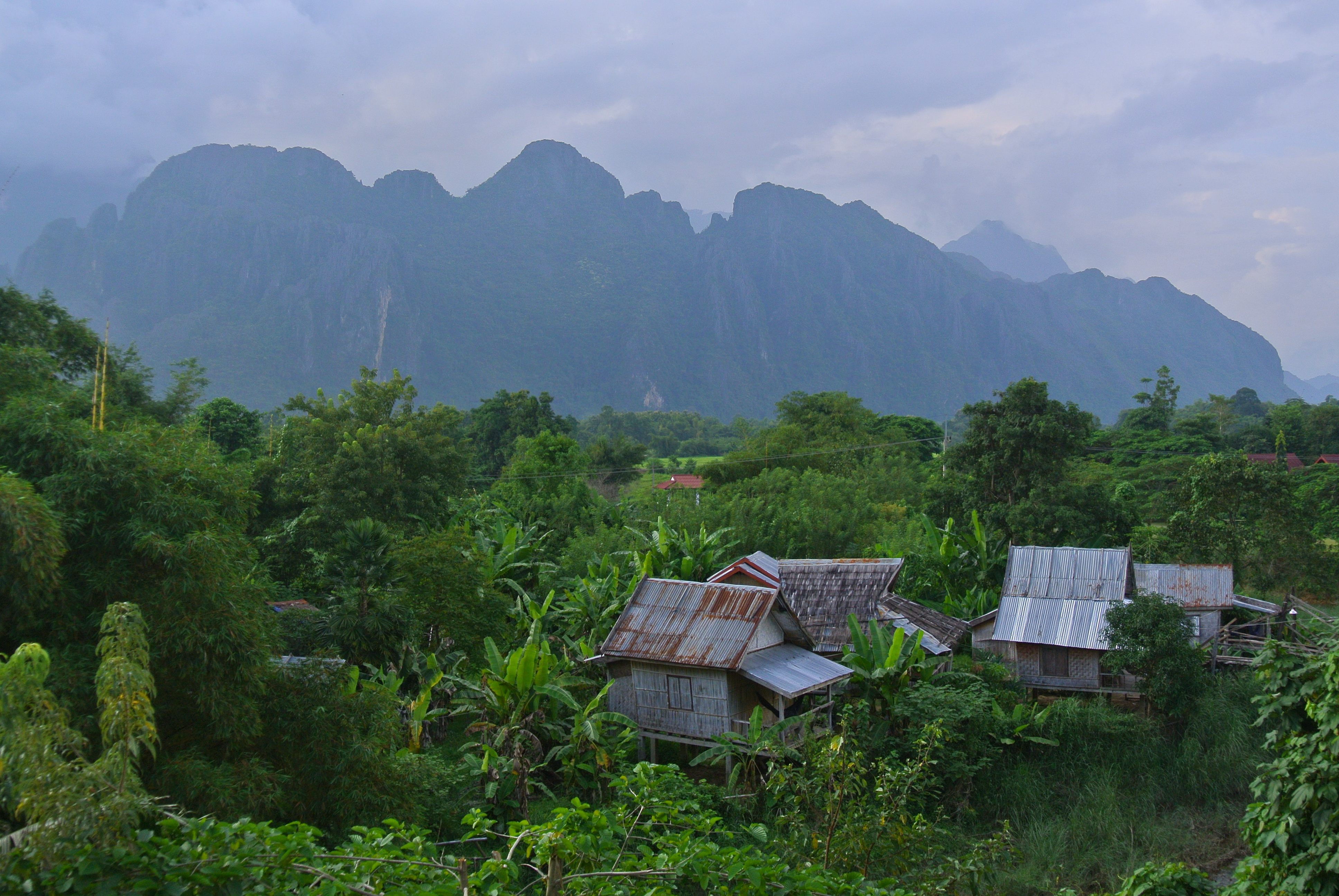 Guía para viajar a Laos